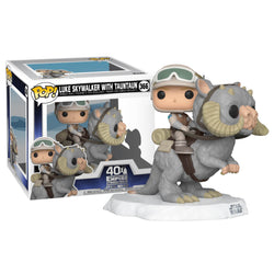 Funko POP Luke Skywalker en Tauntaun 366 Star Wars Funatic Store Colombia