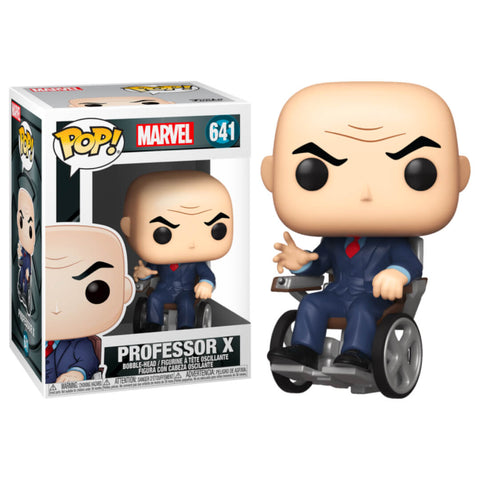 Funko POP Professor X 641 X-Men Marvel Funatic Store Colombia
