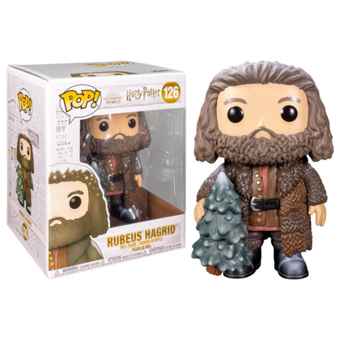 Funko POP Rubeus Hagrid 126 Harry Potter Funatic Store Colombia