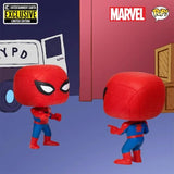 Funko POP Spider-Man vs Spider-Man 2 Pack Exclusive 02 Marvel Funatic Store Colombia
