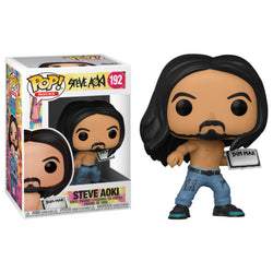 Funko POP Steve Aoki 192 Music Funatic Store Colombia