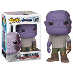 Funko POP Thanos in the Garden 579 Endgame Marvel Funatic Store Colombia