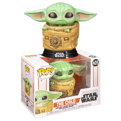 Funko POP The Child Baby Yoda 405 Star Wars The Mandalorian Funatic Store Colombia