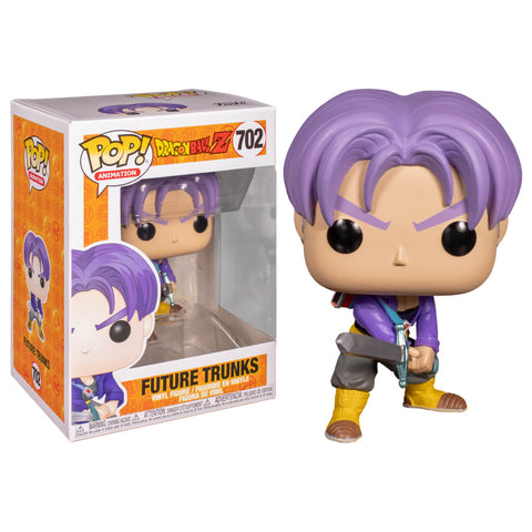 Funko POP Trunks 702 Dragon Ball Z Funatic Store Colombia