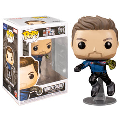 Funko POP Winter Soldier 701 The Falcon and The Winter Soldier Funatic Store Colombia