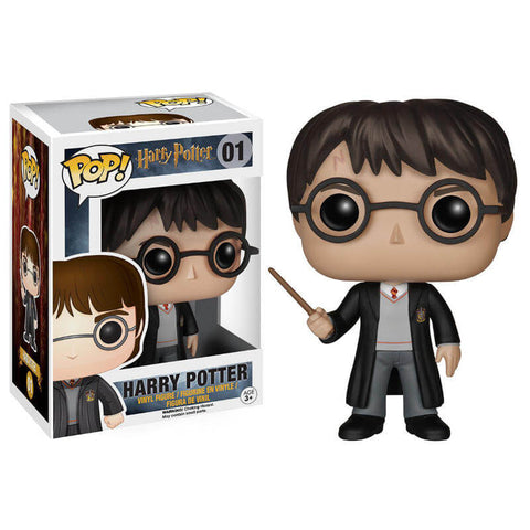 Funko POP Harry Potter con Uniforme 01-01 Funatic Store Colombia