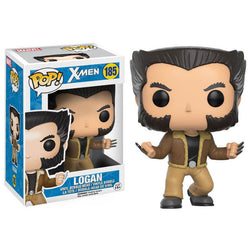 Funko POP Logan 185 X-Men Marvel Funatic Store Colombia