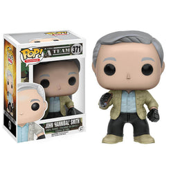Los-Magnificos-John-Hannibal-Smith-01-Series-TV-Funko-POP-Funatic-Store-Colombia