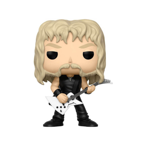 Funko POP James Hetfield (Metallica) Funatic Store Colombia