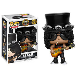 Slash 01 Guns n Roses Funko POP Funatic Store