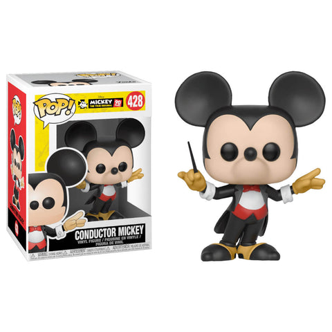 Funko POP Mickey Concierto Disney Funatic Store Colombia