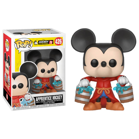 Funko POP Mickey Aprendiz 426 Disney Funatic Store Colombia