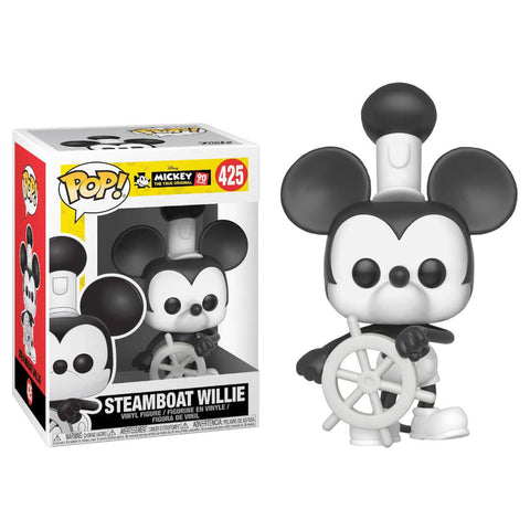Funko POP Mickey Bote 425 Disney Funatic Store Colombia