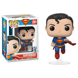 Funko POP Superman 251 Specialty Series Funatic Store Colombia