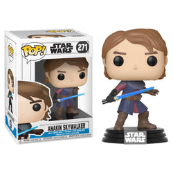 Funko POP Anakin Skywalker Clone Wars Star Wars Funatic Store Colombia