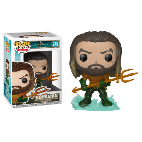Funko POP Aquaman 2018 Funatic Store Colombia