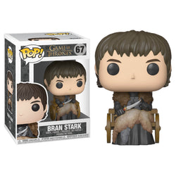 Funko POP Bran Stark Silla de Ruedas Game of Thrones Funatic Store Colombia