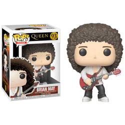 Funko POP Brian May Queen Music Funatic Store Colombia