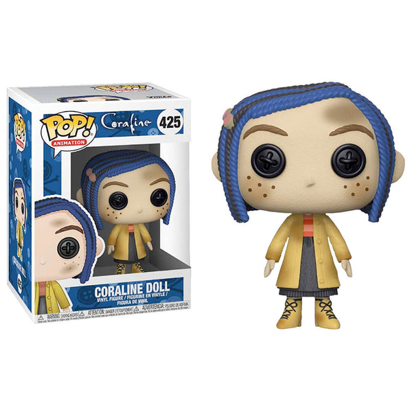 Funko POP Coraline 425 Funatic Store Colombia