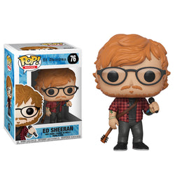 Funko POP Ed Sheeran Funatic Store Colombia