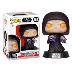 Funko POP Palpatine 289 Star Wars Funatic Store Colombia