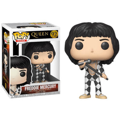 Funko POP Freddie Mercury Queen Music Funatic Store Colombia