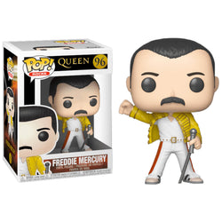 Funko POP Freddie Mercury Wembley Queen Music Funatic Store Colombia