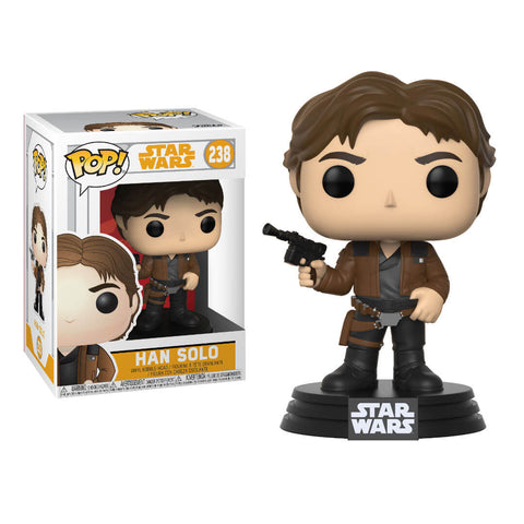 Funko POP Han Solo 01 Star Wars Funatic Store Colombia