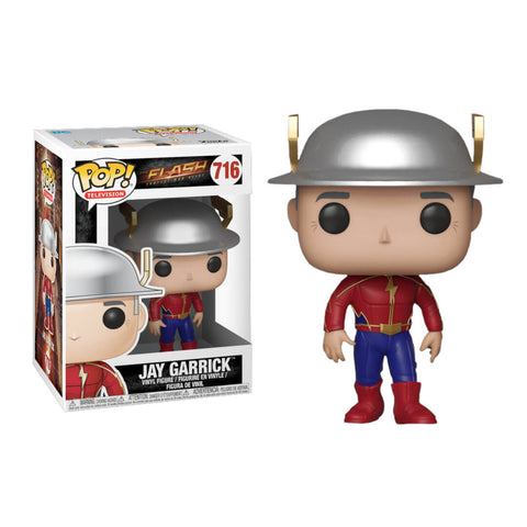 Funko POP Jay Garrick 716 The Flash Funatic Store Colombia