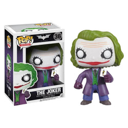 Funko POP Joker Dark Knight Funatic Store Colombia