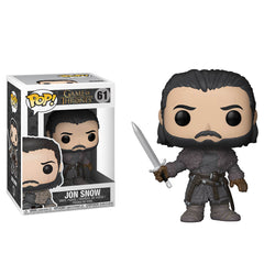 Funko POP Jon Snow T7 2 Game of Thrones Funatic Store Colombia