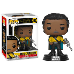 Funko POP Lando Calrissian 313 Star Wars Rise of Skywalker Funatic Store Colombia
