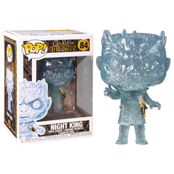 Funko POP Night King Cristal 84 Game of Thrones Funatic Store Colombia