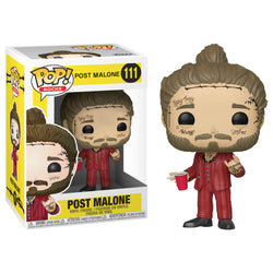 Funko POP Post Malone 111 Music Funatic Store Colombia
