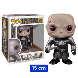 Funko POP The Mountain 85 Game of Thrones Funatic Store Colombia