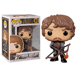 Funko POP Theon Greyjoy 81 Game of Thrones Funatic Store Colombia