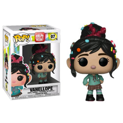 Funko POP Vanellope WiFi Ralph Disney Funatic Store Colombia