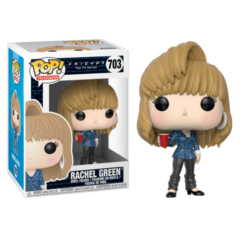 Funko POP Rachel Green 703 Friends Funatic Store Colombia