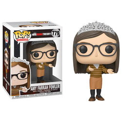 Funko POP Amy Farrah Fowler 779 The Big Bang Theory Funatic Store Colombia