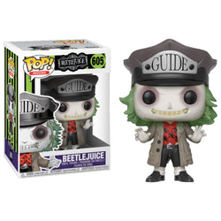 Funko POP Beetlejuice Guide Funatic Store Colombia
