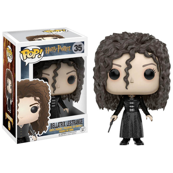 Funko POP Bellatrix Lestrange 35 Harry Potter Funatic Store Colombia