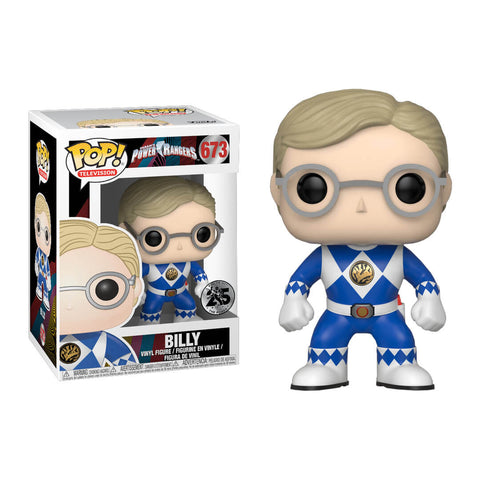 Funko POP Billy Power Rangers Funatic Store Colombia