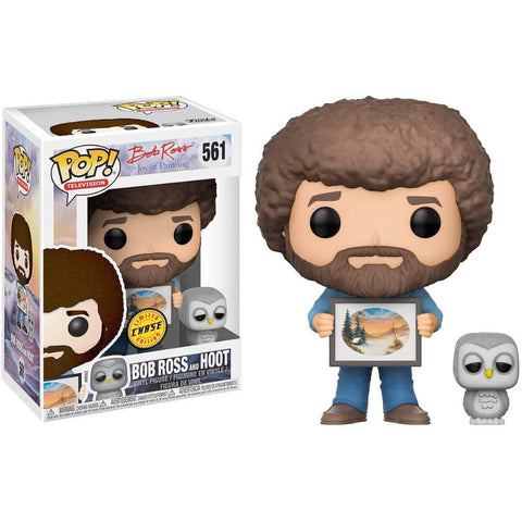 funko pop bob ross chase funatic store colombia