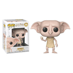 Funko POP Dobby 75 Harry Potter Funatic Store Colombia