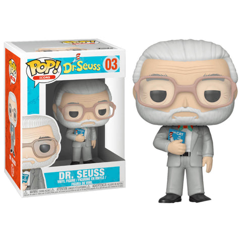 Funko POP Dr. Seuss 03 Funatic Store Colombia