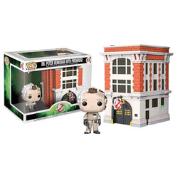 Funko POP Dr Peter Venkman 03 Ghostbusters Funatic Store Colombia