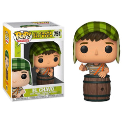 Funko POP Chavo del 8 751 Chespirito Funatic Store Colombia