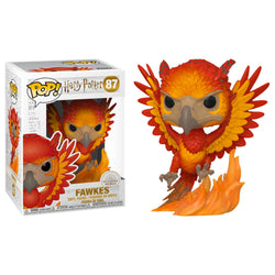 Funko POP Fawkes 87 Harry Potter Funatic Store Colombia