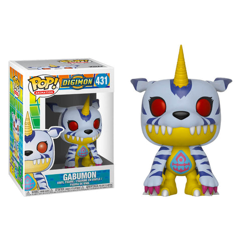 Funko POP Gabumon Digimon Funatic Store Colombia