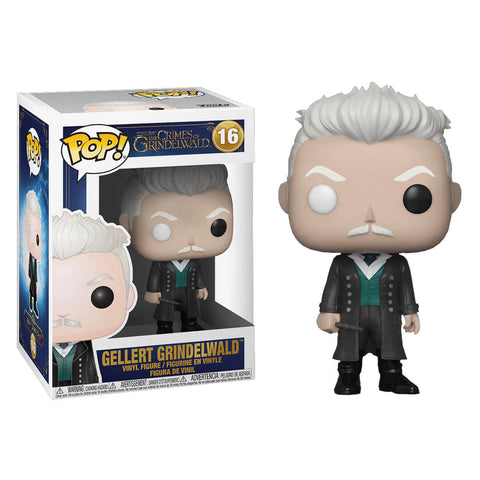 Funko POP Gellert Grindelwald Animales Fantásticos 2 Funatic Store Colombia